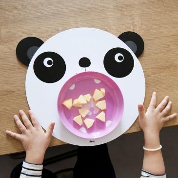 Set de table hungry animal