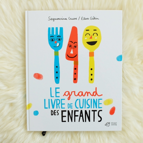le grand livre de cuisine des enfants. Black Bedroom Furniture Sets. Home Design Ideas