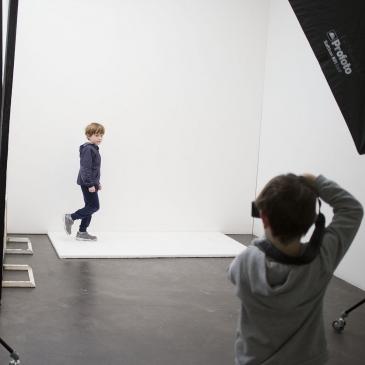 Atelier photographie pour les enfants