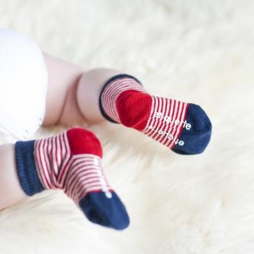 Coffret de chaussettes pour bébés