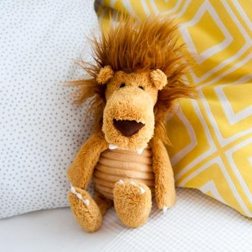 Lion en peluche Jellycat