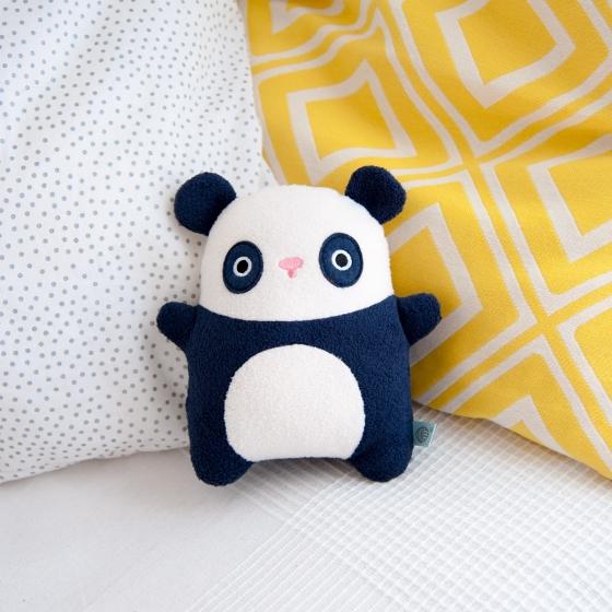 panda en peluche les petits raffineurs. Black Bedroom Furniture Sets. Home Design Ideas