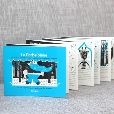 Livre de contes en accordéon