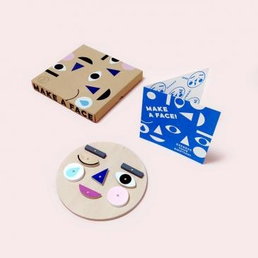 Make a Face, jouer avec les émotions