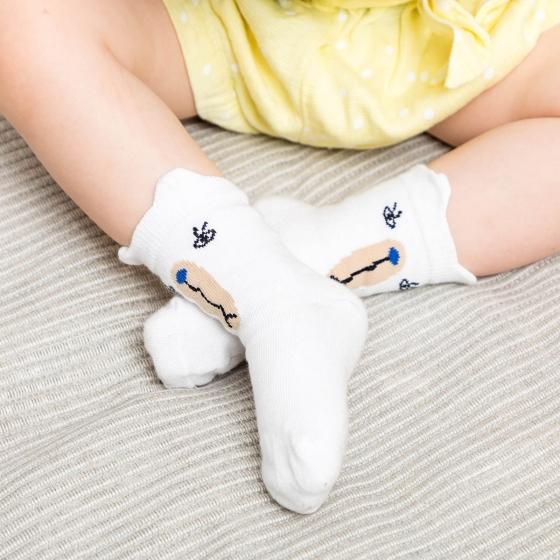 Coffret de chaussettes Yuko B