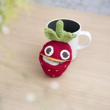 Dolorèse la fraise réversible