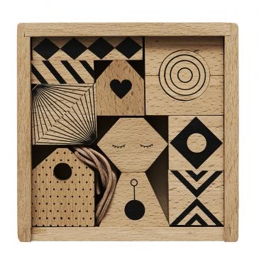 Puzzle trois en un