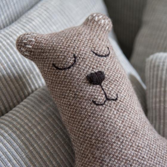 Brian l'ours en laine